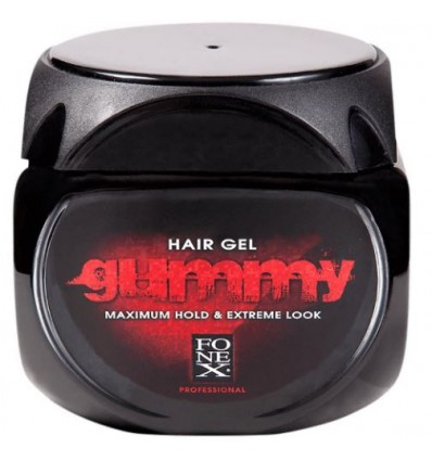 GUMMY HAIR GEL PROFESIONAL 220 ml