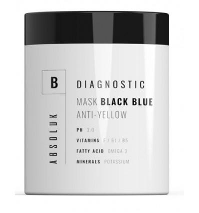 DIAGNOSTIC MASCARILLA BLACK BLUE 250 ml