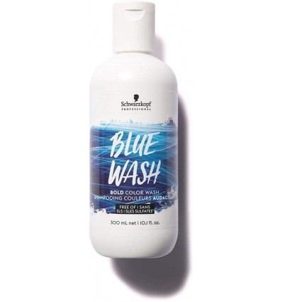SCHWARZKOPF COLOR WASH BLUE